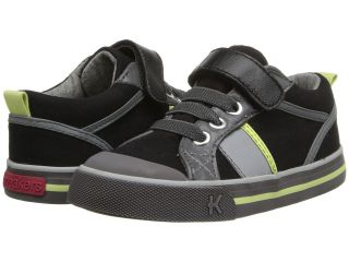 See Kai Run Kids Noel Boys Shoes (Black)