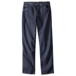 Dickies Mens Relaxed Fit Jean   Indigo Blue 44x32