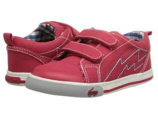 See Kai Run Kids Calder Boys Shoes (Red)