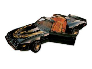 1980 Pontiac Firebird Turbo Trans Am Special Edition Bandit Decals & Stripes Kit   GOLD Automotive