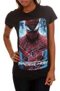 Marvel Universe The Amazing Spider Man Movie Girls T Shirt Size  X Small Clothing