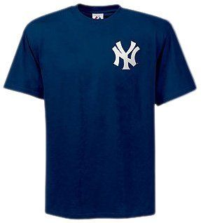 New York Yankees Mark Teixeira Player Name and Number T Shirt by Majestic  Athletic T Shirts  Sports & Outdoors