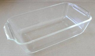 Anchor Hocking Fire King 441 1 Quart Glass Ovenware Dish   9 inches x 5 1/2 inches Baking Dishes Kitchen & Dining