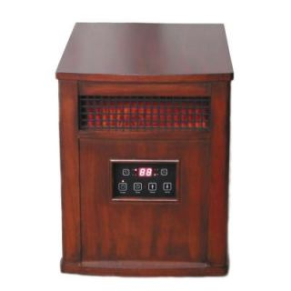 Comfort Glow 1200 Watt Infrared Quartz Portable Heater QEH1501
