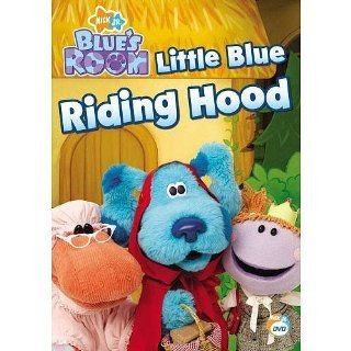 Blue's Clues Room   Little Blue Riding Hood DVD Toys & Games