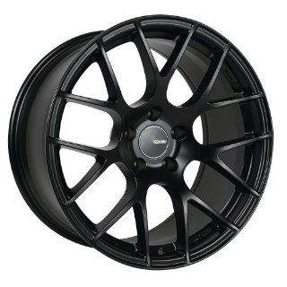"Enkei RAIJIN  Tuning Series Wheel, Black (18x9.5""   5x114.3/5x4.5, 35mm Offset) One Wheel/Rim Automotive"