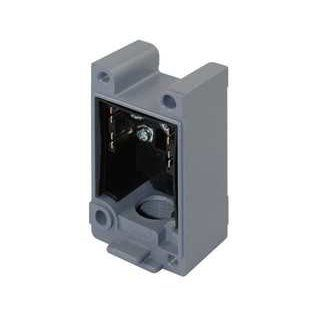 Dayton 11X462 Limit Switch Receptacle, SPDT, Zinc Motion Actuated Switches