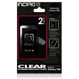 Incipio Screen Protector for Galaxy Tablet   Clear   2 Pack (CL 466) Electronics