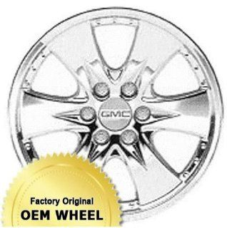 CADILLAC,CHEVROLET,GMC VARIOUS 20x8.5 6 SPOKE Factory Oem Wheel Rim  CHROME   Remanufactured Automotive