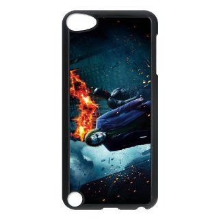 Well designed Case The Dark Knight Joker Design Fashion Cover  Player Plastic Cases For Ipod Touch 5 Ipod5 AX5815   Players & Accessories