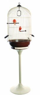 Luxury Mandelieu Round Bird Cage and Stand 145cm Tall  Birdcages