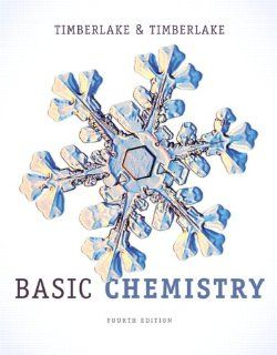 Basic Chemistry Plus MasteringChemistry with eText    Access Card Package (4th Edition) Karen C. Timberlake, William Timberlake 9780321808721 Books