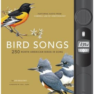 Bird Songs 250 North American Birds in Song [With Attached Audio Player W/250 Bird Sounds], Beletsky, Les Travel & Nature