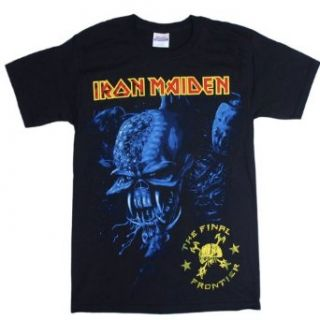 Iron Maiden   Final Frontier T Shirt Size S Clothing