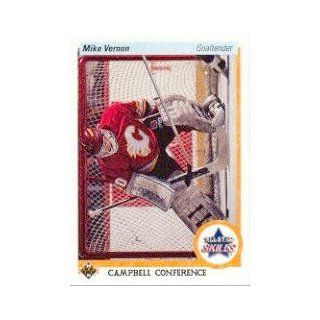 1990 91 Upper Deck #495 Mike Vernon AS Sports Collectibles