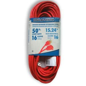 Workforce 50 ft. 16/3 Extension Cord AW62602