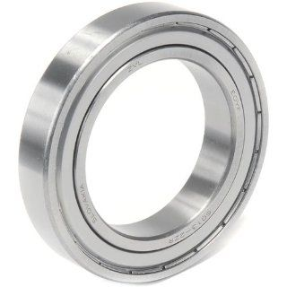 ZKL Radial Bearing, Single Row, ABEC 1 Precision, Metric Deep Groove Ball Bearings   Extra Light Series 12mm ID, 28mm OD, 8mm Width, 25000 rpm Maximum Rotational Speed, 503.57216 lbs. Static Load Capacity, 1011.6405 lbs. Dynamic Load Capacity Industrial &