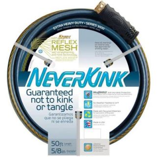 Apex 5/8 in. x 50 ft. NeverKink Extra Heavy Duty Water Hose DISCONTINUED 8640 50