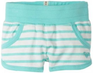 Roxy Kids Baby Girls Infant Typhoon, Sea Spray Stripe, 18 Months Infant And Toddler Shorts Clothing