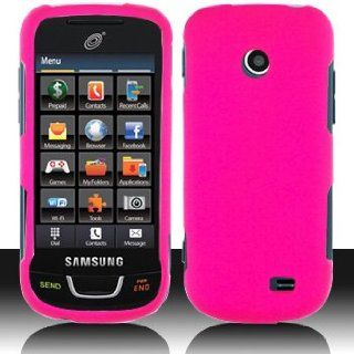 For Stright Talk Tracfone Net 10 Samsung T528g Accessory   Pink Hard Case Proctor Cover + Lf Stylus Pen Cell Phones & Accessories