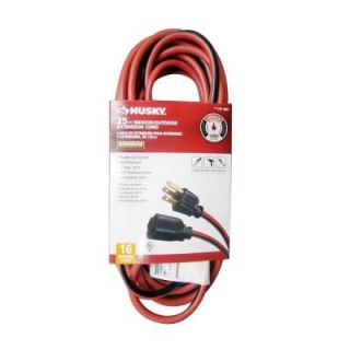 Husky 25 ft. 16/3 Extension Cord AW62667