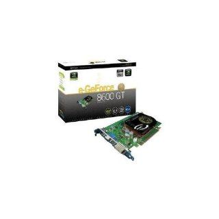 EVGA 8600GT 256MB 540MHZ Nvidia Geforce Pci express X16 Video Card with Sli, Dvi Electronics