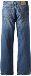 Levi's Boys 8 20 527 Boot Cut Jean Clothing