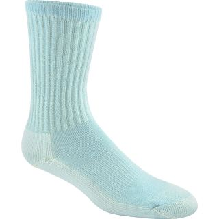 SMART WOOL Womens Hike Light Cushion Crew Socks   Size 9 11, Blue