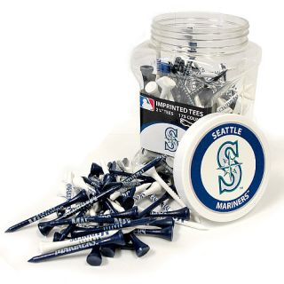 Team Golf MLB Seattle Mariners 175 Golf Tee Jar (637556974518)