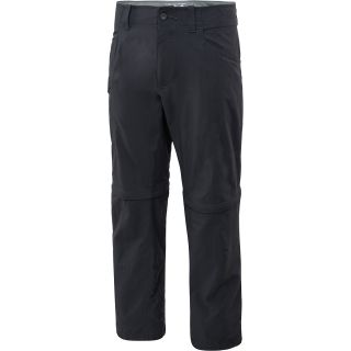 MOUNTAIN HARDWEAR Mens Mesa V2 Convertible Pants   Size 3630, Shark