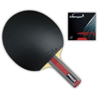 Killerspin RTG Diamond C Professional Table Tennis Racket   Size Flared (100
