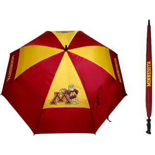 Team Golf University of Minnesota Golden Gophers Double Canopy Golf Umbrella