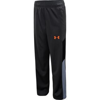 UNDER ARMOUR Boys Shot Caller Pants   Size Xl, Charcoal/black