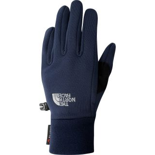 THE NORTH FACE Mens Power Stretch Gloves   Size Xl, Deep Water Blue