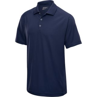 NIKE Mens Tech Jersey Golf Polo   Size 2xl, Navy/white