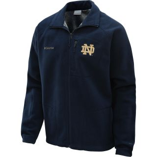 COLUMBIA Mens Notre Dame Fighting Irish Omni Heat Thermatrek Jacket   Size Xl,