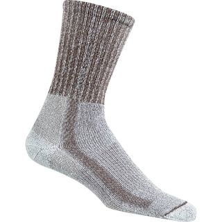 THORLO Moderate Cushion Light Hiking Crew Socks   Size Xl, Taupe