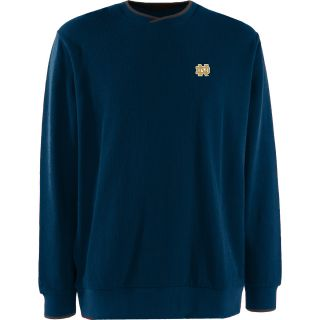 Antigua Mens Notre Dame Fighting Irish Executive Crew   Size XXL/2XL,