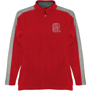 T SHIRT INTERNATIONAL Mens NC State Wolfpack BF Conner Quarter Zip Jacket