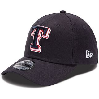 NEW ERA Mens Texas Rangers 39THIRTY Team Tonal Reverse Alternate Logo Fitted