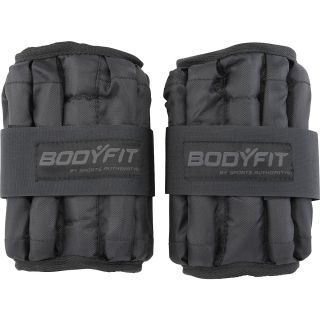 BODYFIT Adjustable 5 lb Ankle/Wrist Weights   Pair