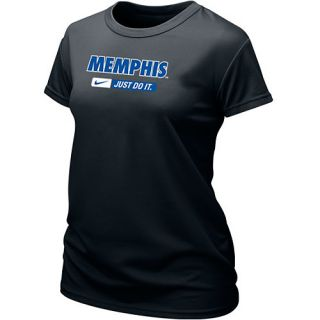 NIKE Womens Memphis Tigers Spring 2013 Training Alternate Dri FIT Short Sleeve