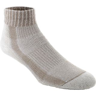 Thorlo Womens Moderate Cushion Light Hiking Ankle Socks   Size Medium, Khaki