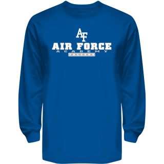 T SHIRT INTERNATIONAL Mens Airforce Falcons Reload Long Sleeve T Shirt   Size