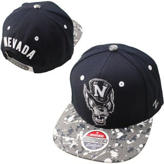 Zephyr Nevada Wolf Pack Splatter 32/5 Adjustable Hat (NEVSPA0010)