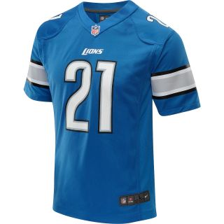 NIKE Youth Detroit Lions Reggie Bush Game Team Color Jersey   Size Large