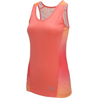 MOUNTAIN HARDWEAR Womens Wicked Electric Tank Top   Size XS/Extra Small, Melon