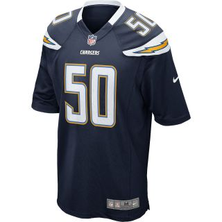 NIKE Youth San Diego Chargers Manti Teo Game Team Color Replica Jersey   Size