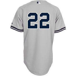 Majestic Athletic New York Yankees Jacoby Ellsbury Authentic Road Jersey   Size