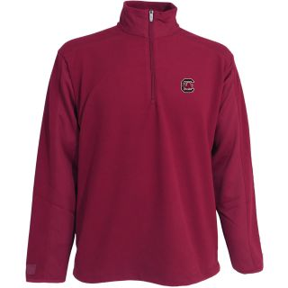 Antigua Mens South Carolina Gamecocks Frost Antech Anti Pill Polar Fleece